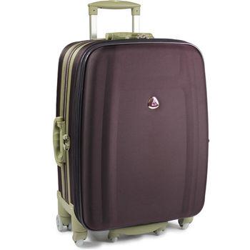 【Audi 奧迪】25吋~時尚系列TSA~Audi行李箱/旅行箱M-71725-紫