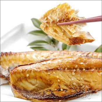 嚴選薄鹽鯖魚10包(約200g/包)