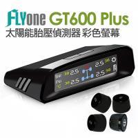 FLYone GT600 Plus 無線太陽能TPMS 胎壓偵測器 彩色螢幕