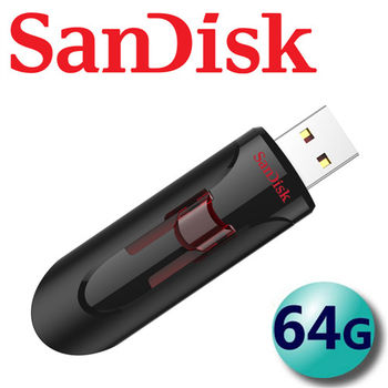 公司貨 SanDisk 64GB Cruzer Glide CZ600 USB3.0 隨身碟