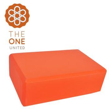 The One 環保EVA瑜珈磚-橙色