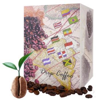 【幸福流域】哥倫比亞 梅德林卡爾達斯-濾掛咖啡(8g/10入)盒裝