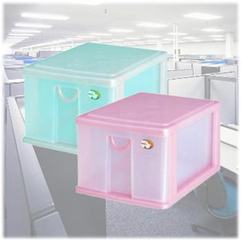 將將好收納 小物收納抽屜櫃1入-18.5 x26.5 x16.7 cm