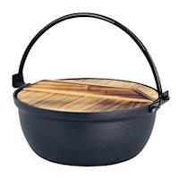 日本寶馬碳鋼鐵器奈米陶瓷健康鍋JA-F-020