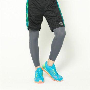 【美國 AIRWALK】運動緊身長褲-男 -深灰