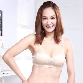 BELLA VITA 100%蠶絲高密度42針極細無鋼圈胸罩~2件組(M~XXL)