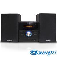 《Dennys》音樂精靈USB/FM/DVD音響MD-200