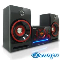 《Dennys》火紅音樂精靈USB/FM/DVD音響MD-300