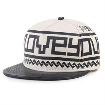 【米蘭精品】街舞帽嘻哈帽獨特民族風格印花流行男女帽子71k26