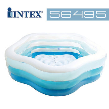 【INTEX】海洋充氣球池 56495