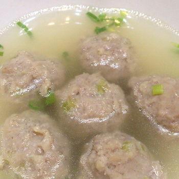 海錦富珍豬鮮肉丸組合包 4入