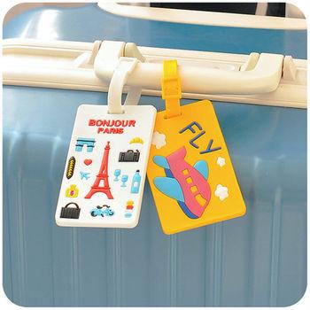 行李箱卡套吊牌 (13款任選)