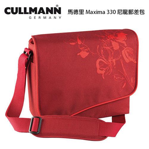 CULLMANN 馬德里 Maxima 330 紅色花樣 郵差包 相機包 (98308)