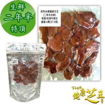 【百年永續健康芝王】牛樟芝/菇(二年半特頂) 生鮮品 (37.5g /1兩)