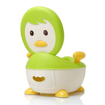 babyhood 企鵝座便器   抽屜式便盆 / 可愛企鵝造型