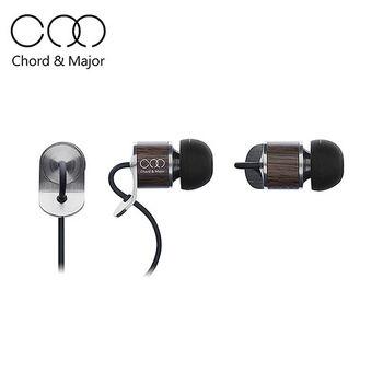 【Chord Major】Major 7'13 爵士樂調性木質耳道式耳機