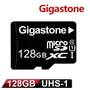 Gigastone立達國際 128GB MicroSDXC UHS-I 高速記憶卡(附轉卡)