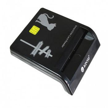 【KINYO】晶片讀卡機 KCR-339