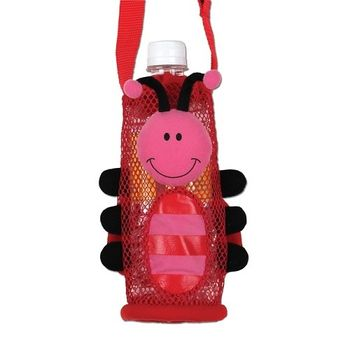 【Stephen Joseph】兒童造型水壺袋-瓢蟲-行動