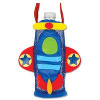 【Stephen Joseph】兒童造型水壺袋-飛機-行動