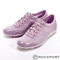 【Rockport】TRUWALKZERO II零重力勁走透氣休閒女鞋-紫