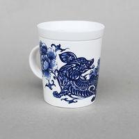 【青花皇后楊莉莉】生肖杯-狗(旺旺來福)