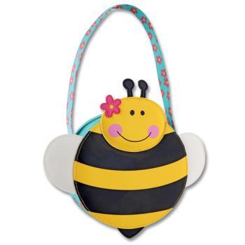 【Stephen Joseph】GOGO俏寶貝手提包-小蜜蜂