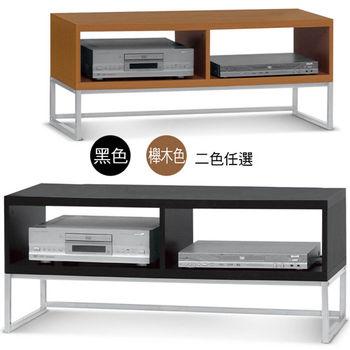 【MY傢俬】日式極簡3.6尺電視櫃(兩色可選)