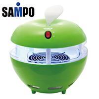 SAMPO 聲寶  9W光觸媒吸入式捕蚊燈