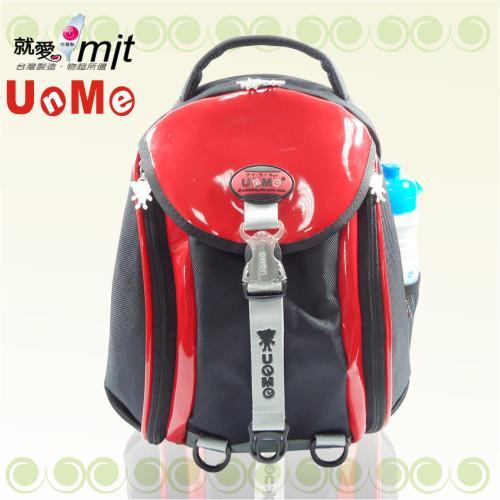 【UnMe】低年級休閒後背書包(紅色)