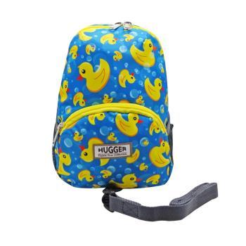 英國Hugger 幼童防走失背包 (黃色小鴨)