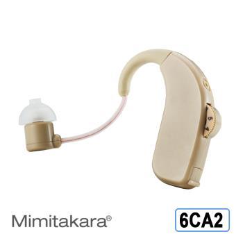 日本耳寶-元健大和助聽器(未滅菌)電池式耳掛型數位助聽器6CA2