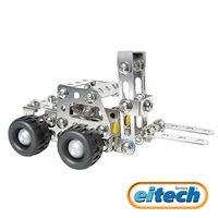 【德國eitech】益智鋼鐵玩具-迷你堆高機 C51