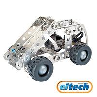 【德國eitech】益智鋼鐵玩具-迷你挖土機-C68