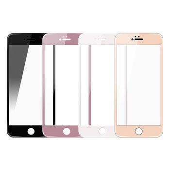 【DEVIA】Apple iPhone 6/6S 臻系列玻璃貼(亮面)