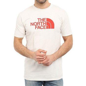 【The North Face】2016男經典標誌白色圓領短袖ㄒ恤(預購)