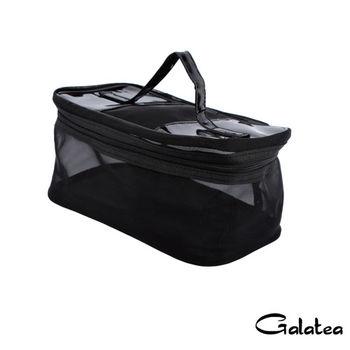 Galatea葛拉蒂可提式大容量網格收納袋1入