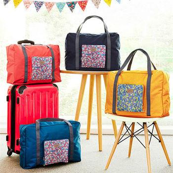 創意可摺疊行李箱拉桿包/旅行袋