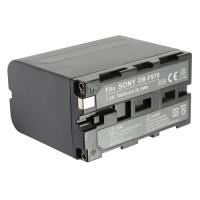 Kamera 鋰電池 for Sony NP-F970/F960/F950 (DB-F970)