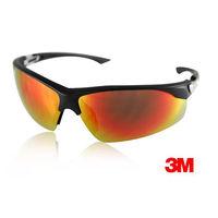 【3M】專業達人風運動眼鏡(FLY-2飛躍搶眼紅)