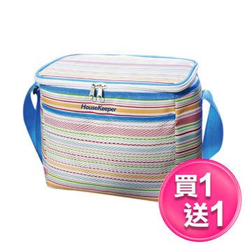 【妙管家】亮彩保鮮袋/保冷保溫袋9L HKB-009 買一送一