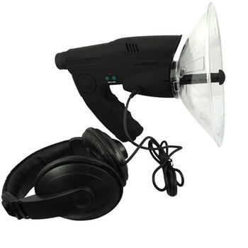 賽先生科學工廠|生態遠距觀鳥集音器 Listening Device-行動