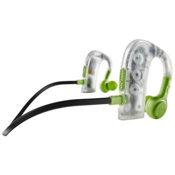 BlueAnt PUMP 2 無線藍芽防水運動耳機 - 透明綠