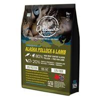 【Allando】奧蘭多 天然無穀貓鮮糧(阿拉斯加鱈魚+羊肉) 1.2公斤 X 1包