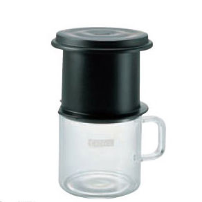 HARIO V60免濾紙咖啡獨享杯 / CFO-1B