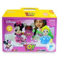 【迪士尼品牌授權】玩具製造工廠-米妮造型 HS74133