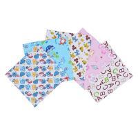 【十條入】可愛動物造型寶寶全棉三角口水巾