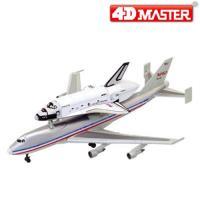【4D MASTER】太空系列-太空梭加波音747 1:450 26375