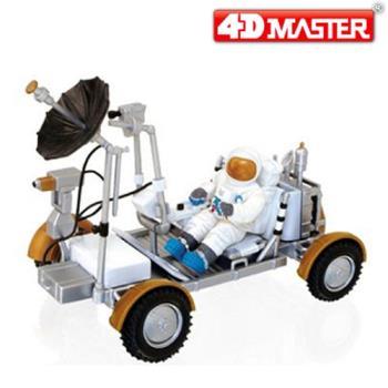 【4D MASTER】太空系列-探險車與太空人 1:35 26374