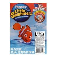 Huggies好奇寶寶尿布 游泳尿褲L 14kg以上(2片/包)X6美國進口